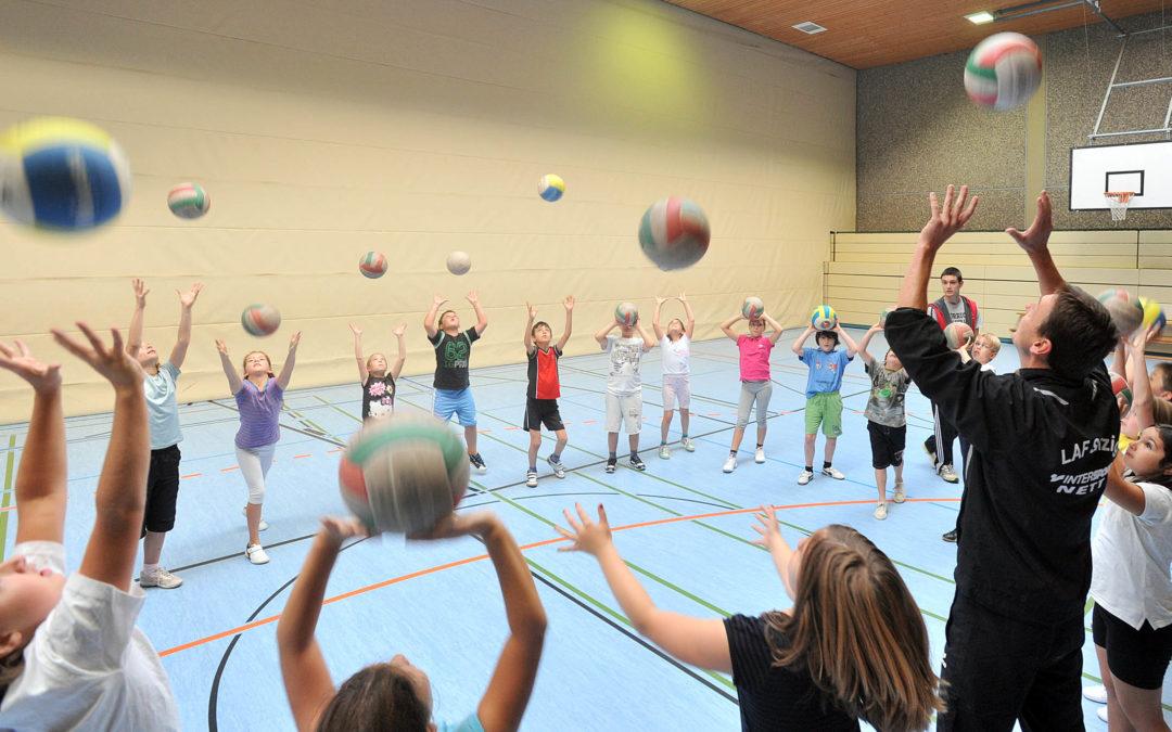 Schulsport – es gibt noch freie Plätze!