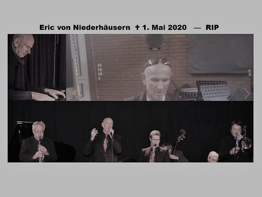 Eric von Niederhäusern verstorben