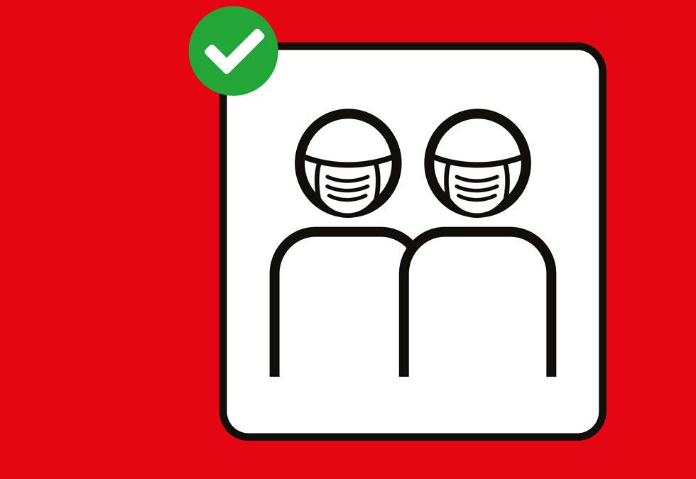 """Erweiterte Maskenpflicht auch an Volksschule, Oberstufe """"mit"""""""