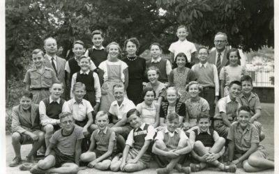 """Erinnerungen an die 1950er-Jahre: """"Buur, Böbi und Klärli"""""""