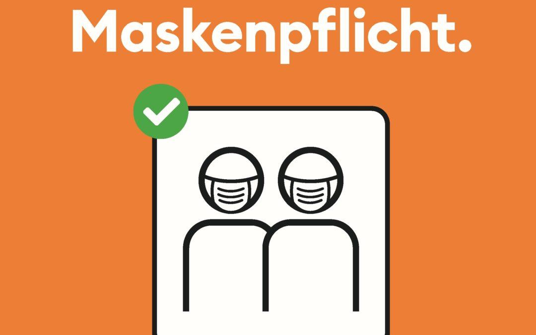 Es gilt wieder Maskenpflicht — neu ab der 5. Primarklasse